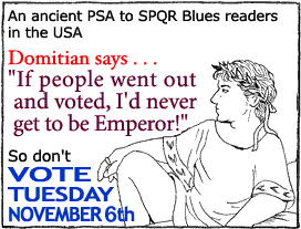 Rome the Vote 11/6