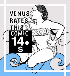 Venus also says: About time, you two.