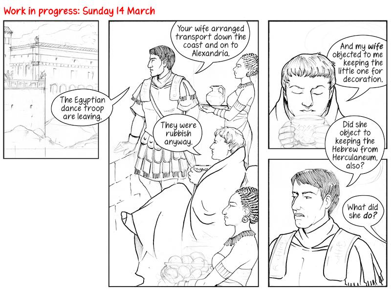 Chapter V: XXXXI work in progress