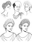 Hortensia: sketches for nonfiction book