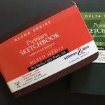 Stillman & Birn Alpha sketchbook