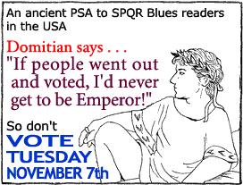 Rome the Vote