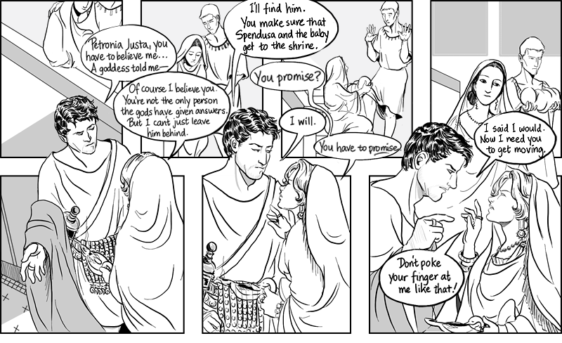 Didn't get that last panel done. I'll work on it. UPDATE: Hey, look! I did actually do it!