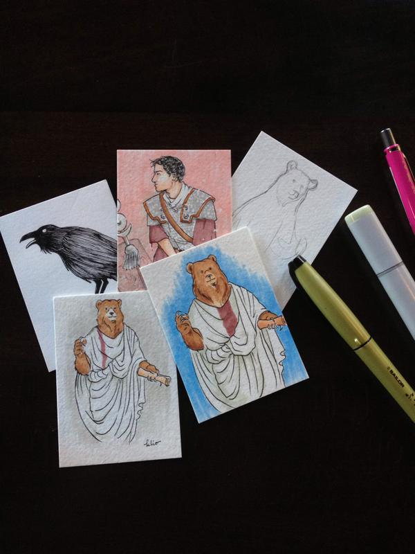 IndianRoadCafe_doodles